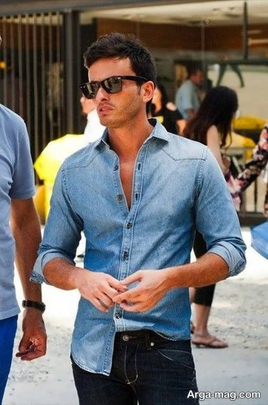 پیراهن مردانه لی
