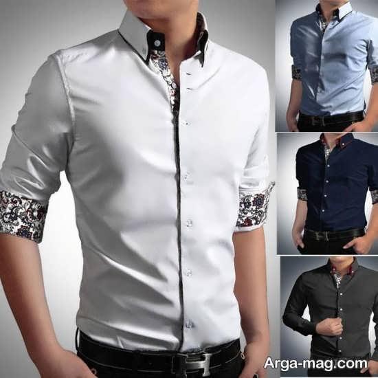 انواع پیراهن مردانه مجلسی