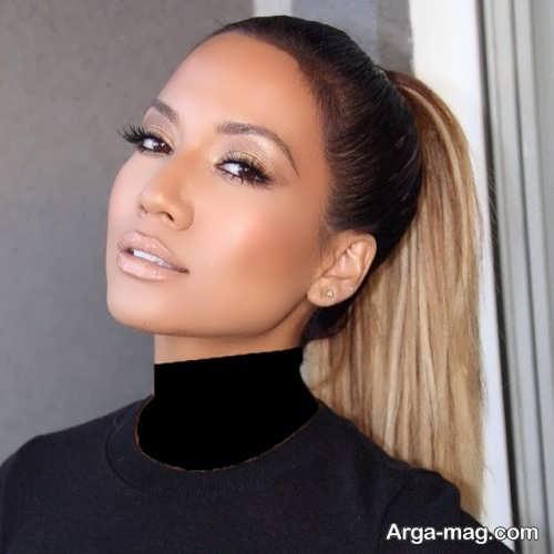 مدل آرایش چشم زنانه جدید