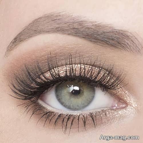 مدل میکاپ زیبا و شیک چشم