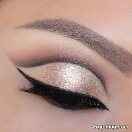 مدل آرایش چشم شیک