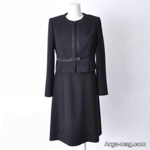 مدل لباس زنانه ساده برای ماه محرم