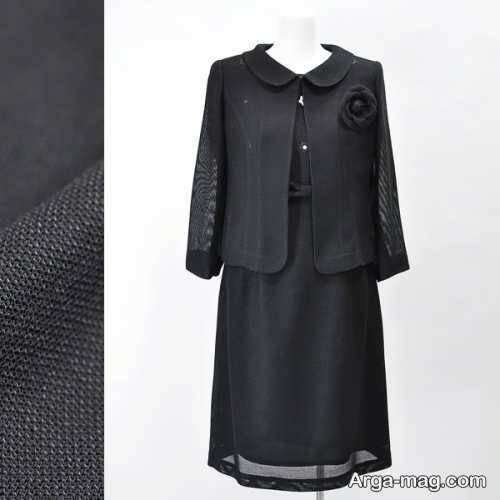 مدل لباس مشکی عزاداری زنانه