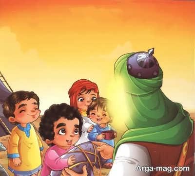 داستان امام حسین