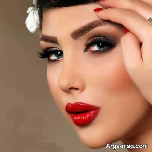 مدل میکاپ زنانه جدید و جذاب