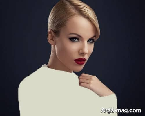 مدل میکاپ زنانه شیک و جذاب