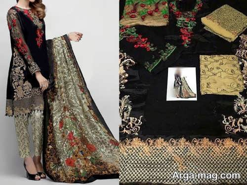 مدل لباس پاکستانی زیبا و شیک
