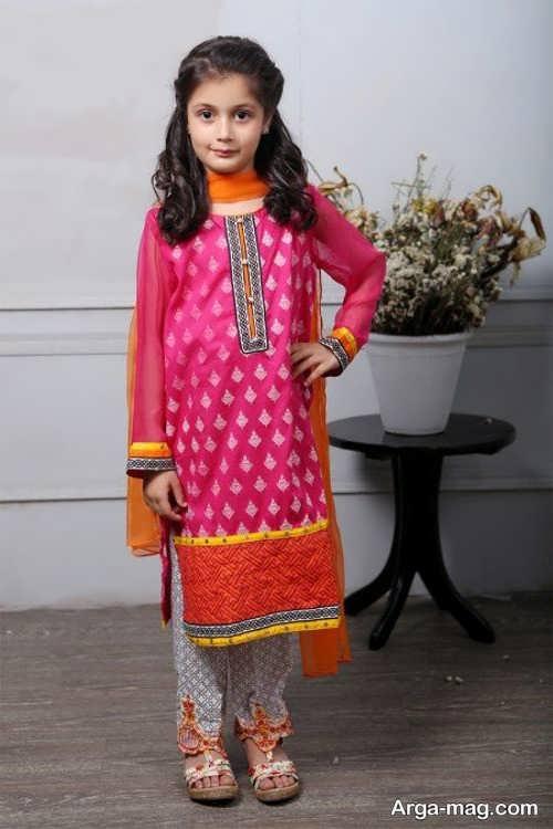 انواع مدل پیراهن پاکستانی