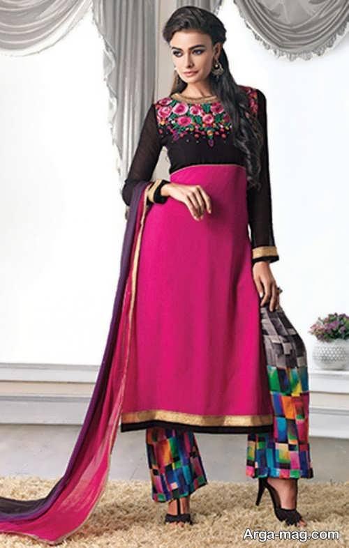 مدل لباس بلند پاکستانی