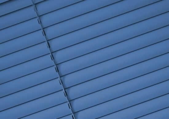 مدل پرده آبی