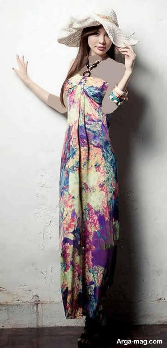 لباس مجلسی زنانه ریون