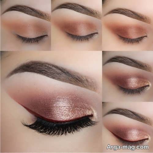 آموزش آرایش چشم زنانه