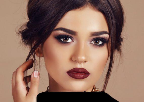 مدل آرایش چشم ساده زنانه و دخترانه