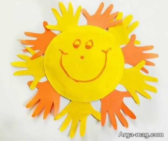 خلاقیت ساخت خورشید