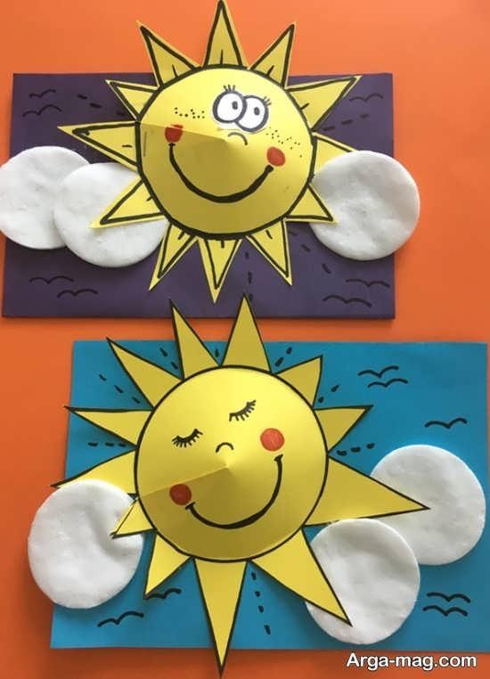 خلاقیت خورشید
