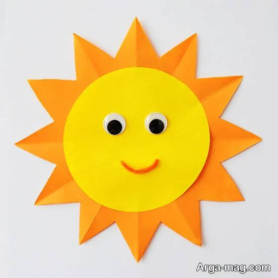 ساخت کاردستی خورشید