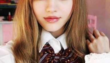 مدل مو عروسکی و فانتزی