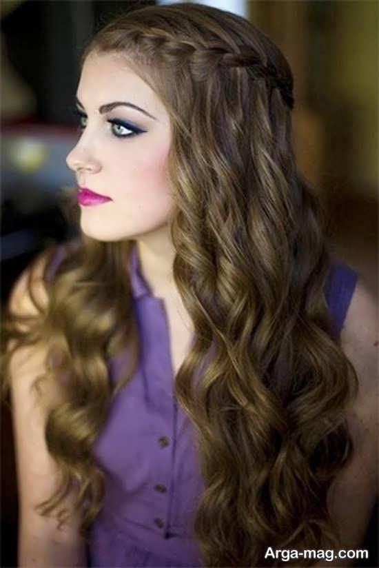مدل موی دخترانه