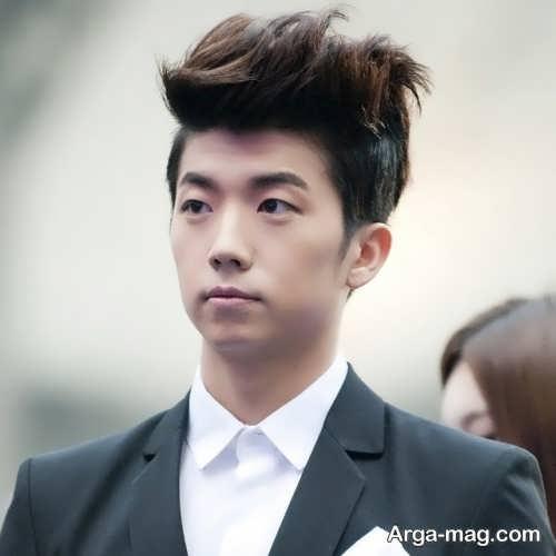 مدل موی خاص و جدید کره ای