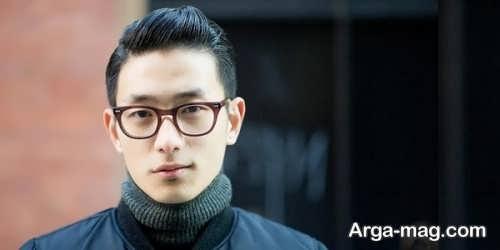 مدل موی شیک و جذاب کره ای