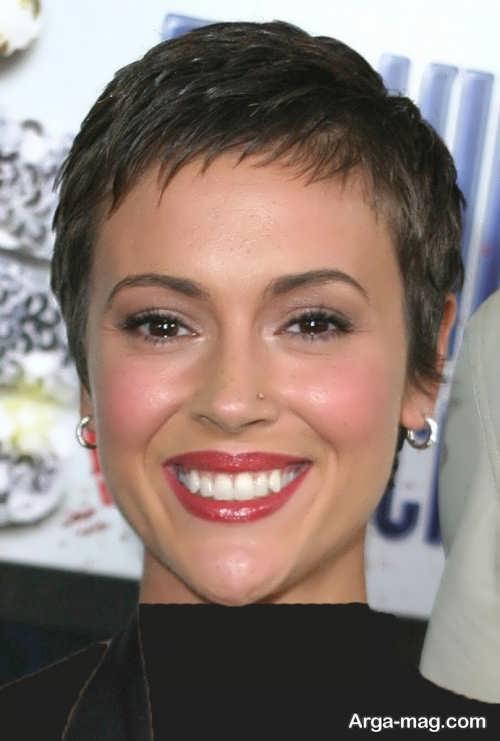 مدل موی جدید و جذاب زنانه