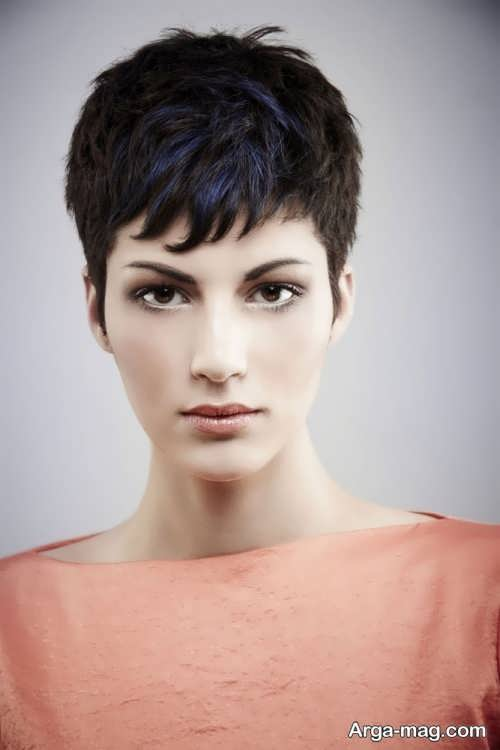 مدل مو جدید و جذاب زنانه