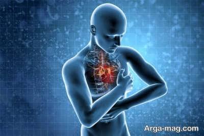 علت های نارسایی قلبی