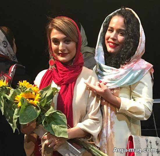 عکس جالب ملیکا شریفی نیا