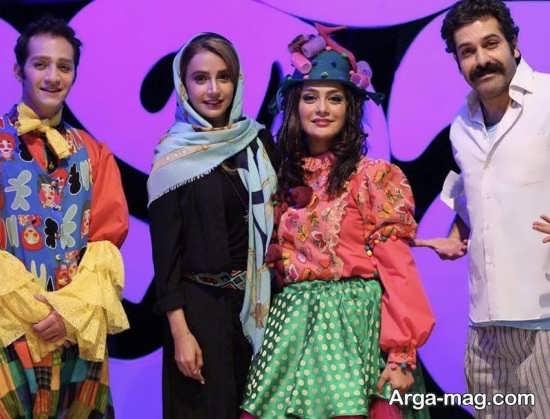 مارال فرجاد در نمایش جدیدش
