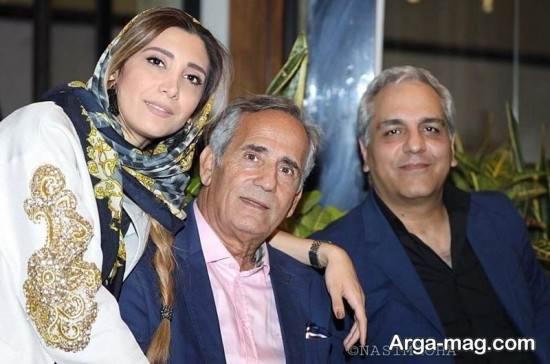 مهران مدیری در جشن تولد نیکی مظفری
