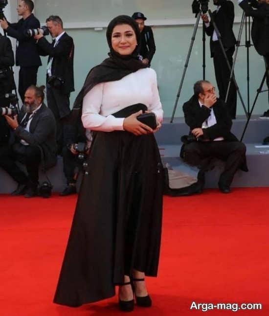 باران کوثری در جشنواره فیلم ونیز