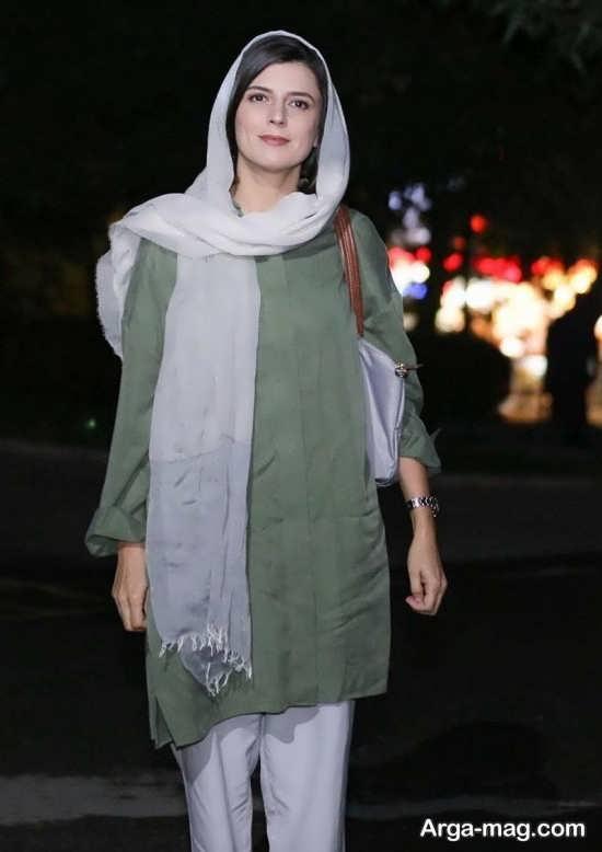 لباس های نامرتب لیلا حاتمی