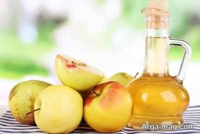سرکه سیب و درمان بواسیر خارجی و داخلی