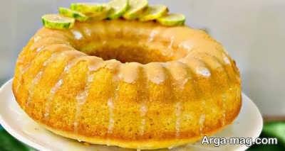 روش تهیه کیک لیمویی