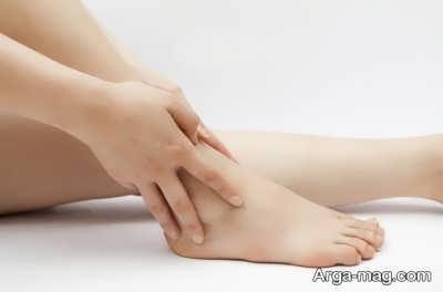 علت درد مچ پا چیست؟