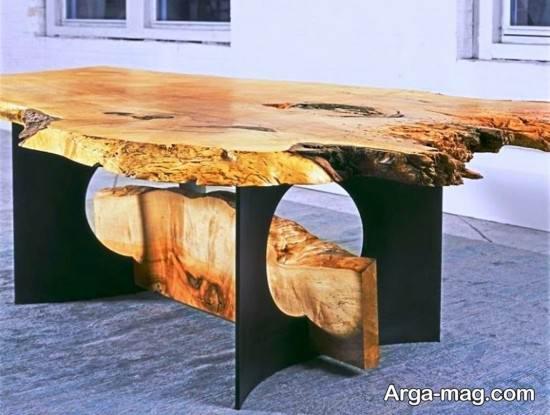 میز زیبا و شیک