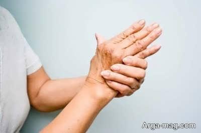 راه های درمان لرزش دست