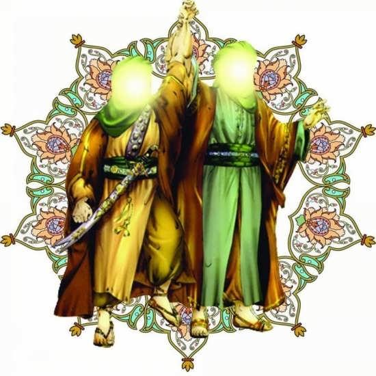 عکس پروفایل برای عید غدیر خم