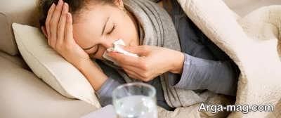 بارداری و سرماخورگی