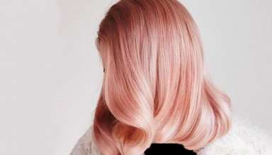 فرمپل ترکیبی رنگ موی پوست پیازی