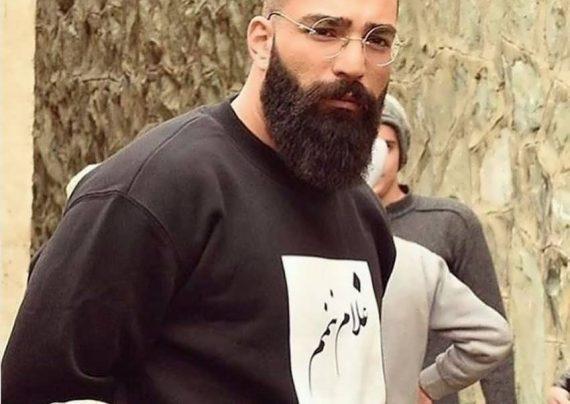 عکس حمید صفت در بازداشت