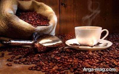 درست کردن قهوه با شیر