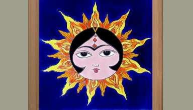 کاردستی خورشید برای کودکان