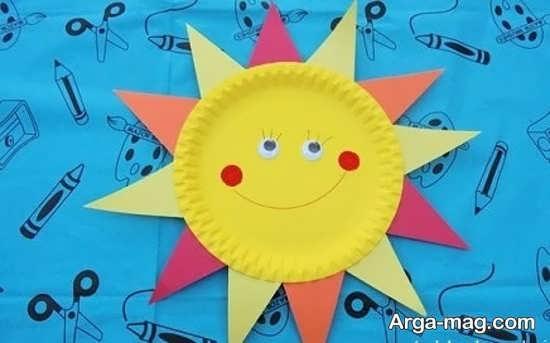 خورشید کاغذی