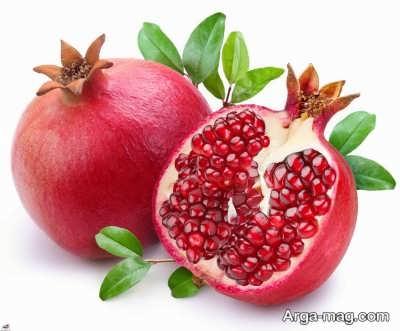 خواص میوه انار بر روی جنین چیست؟
