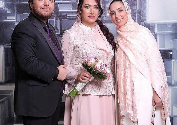 عروسی مسعود ساکی