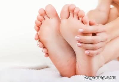 خواص گیاه مریم کلی و سرکه سیب در درمان خانگی درد پا