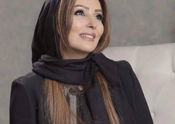 عکس جدید پرستو صالحی