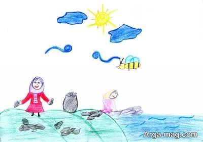 تفسیر اتومبیل در نقاشی کودک