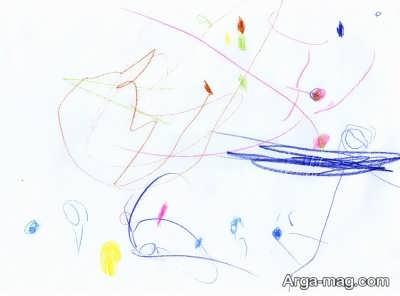 تفسیر خطوط در نقاشی کودک